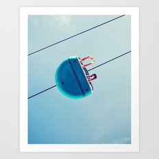 Days Like This Art Print