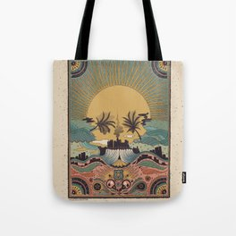 LA -Inspired by Penny Dreadful: City of Angels Tote Bag