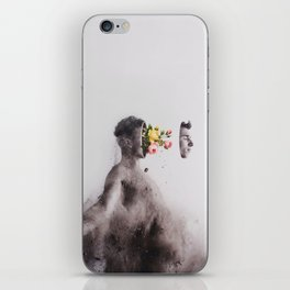Open Up iPhone Skin