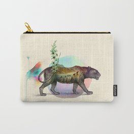 Panthera onca Carry-All Pouch