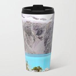 Laguna 69, Peru Travel Mug