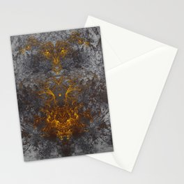 Obscured by Darkness Stationery Cards