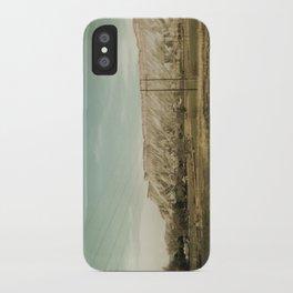Colorado Foothills iPhone Case
