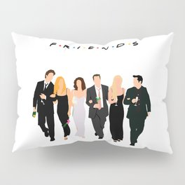 Friends Pillow Sham