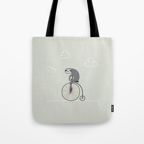 The Happy Ride Tote Bag