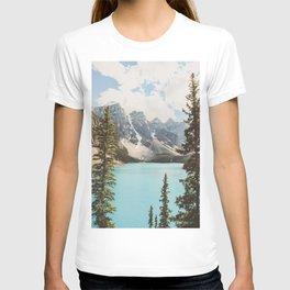Moraine Lake II Banff National Park T-shirt