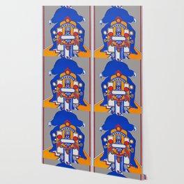 Orange Rider Wallpaper