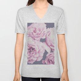 Roses Unisex V-Neck