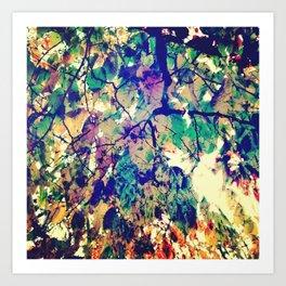 Été Art Print