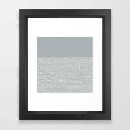Riverside - Paloma Framed Art Print