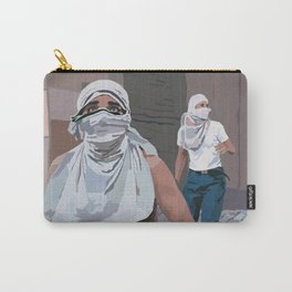 The Protester Carry-All Pouch