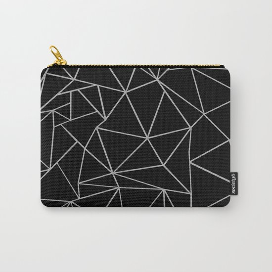 Angry Ab Carry-All Pouch