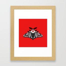 MYSTIC BUTTERFLY Framed Art Print