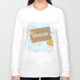 creative Long Sleeve T-shirt