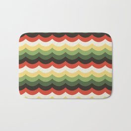 Fresh Scallops Bath Mat