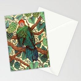 Tipsy Turaco Stationery Cards
