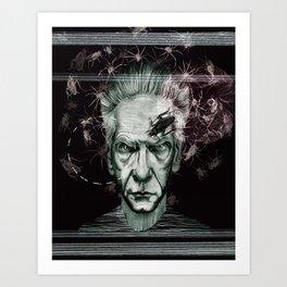 Cronenberg Art Print