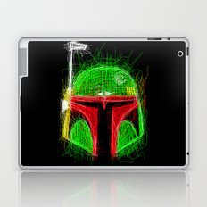 Sketchy Boba Laptop & iPad Skin
