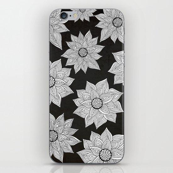 Elegant Flora iPhone & iPod Skin