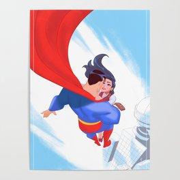 Lois&Clark Poster