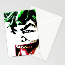 Famous Clown Stationery Cards