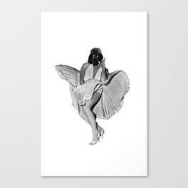 Provocative Vader Canvas Print