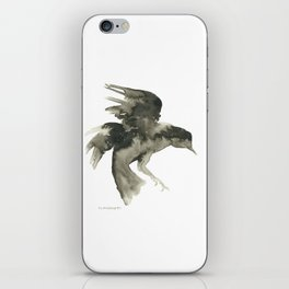 Crowing iPhone Skin