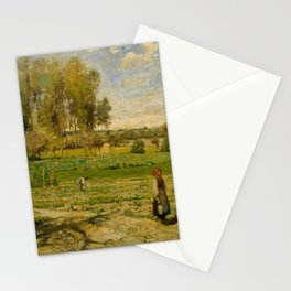 Camille Pissarro - Giverny Stationery Cards