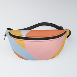 Shape and Color 54 Fanny Pack
