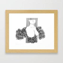 Growing Framed Art Print