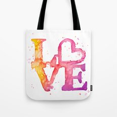 A bit of LOVE Tote Bag
