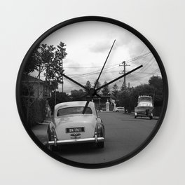 1961 Wall Clock