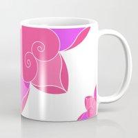 fifth harmony Mugs featuring Harmony by Elisa Rosa