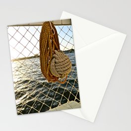 Monkey's Fist Stationery Cards