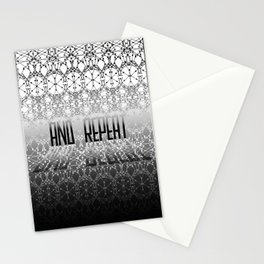 And Repeat Stationery Cards