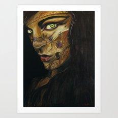 Nari  Art Print