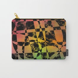 Faded Psyche Carry-All Pouch