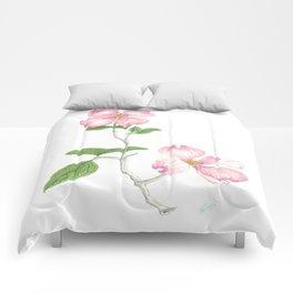 Dogwood In Bloom Comforters