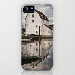 Woodbridge Tide Mill iPhone Case