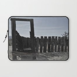 Sun Decayed Corral, Angle 2 Laptop Sleeve