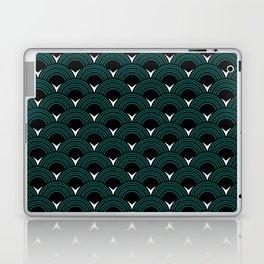 Art Deco Shell Print Laptop & iPad Skin