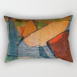 Olympic Boxing Rectangular Pillow