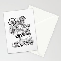 Chill Lady Stationery Cards