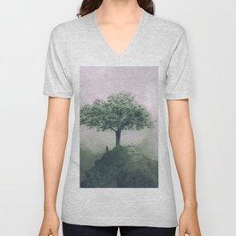 Tree gods Unisex V-Neck