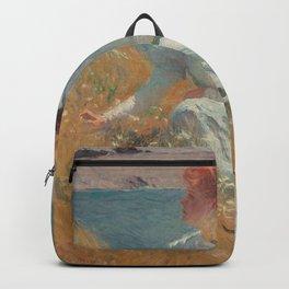 Frank Weston Benson - Margaret (Gretchen) Strong Backpack