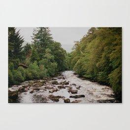 Falls of Dochart Killin Canvas Print