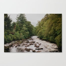 Falls of Dochart Killin Canvas Print
