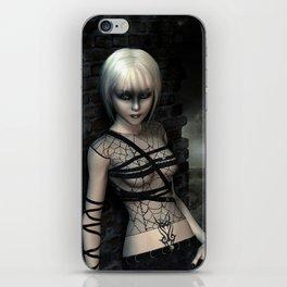 Night wanderer iPhone Skin