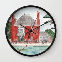 Double Locks, Exeter Wall Clock