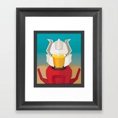 Chromedome MTMTE Framed Art Print